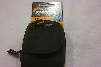 Camera Ridge 10 Lowepro Digital Case Compact Bag Black Pouch New Blue Belt Strap