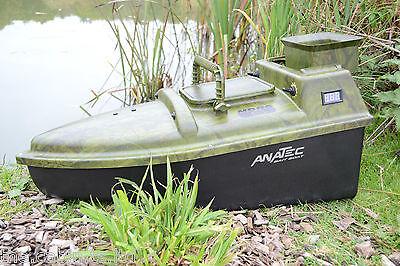Anatec Mono 'S' Fishing Bait Boat Lithium / Brushless Latest model