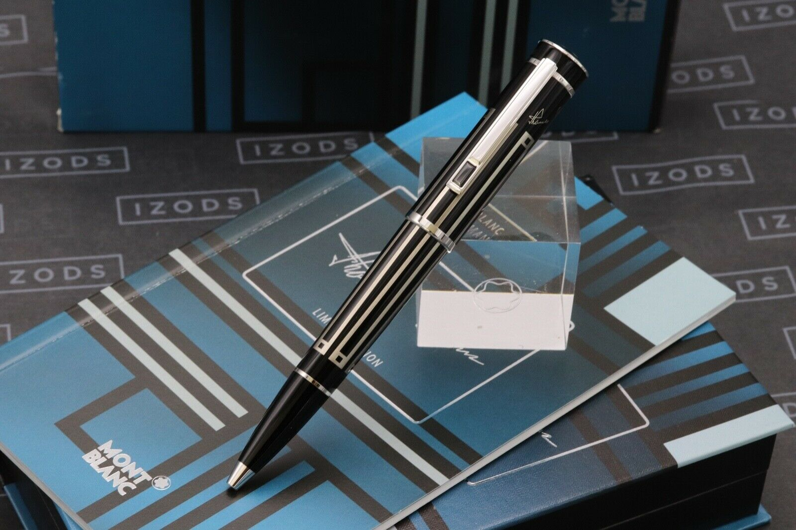 Montblanc Thomas Mann Writers Limited Edition Ballpoint Pen 1
