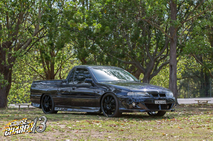 Supercharged v6 5 speed commodore