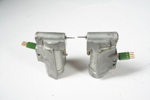 Sirona Cerec 3 Compact Milling Unit Set of 2 Motors