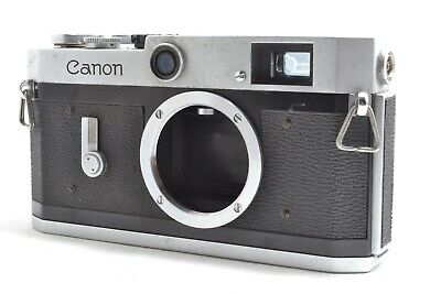 [Excellent] Canon P 35mm Rangefinder Film Camera Body from Japan #0555
