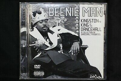 Beenie Man – Kingston To King Of The Dancehall : A Collection Of Dancehal (Beenie Man Kingston To King Of The Dancehall)