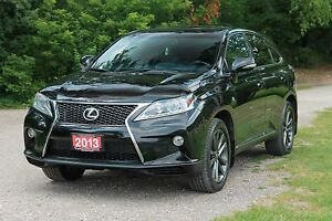 2013 Lexus RX 350 F Sport Sunroof | AWD | CERTIFIED + E-Tested