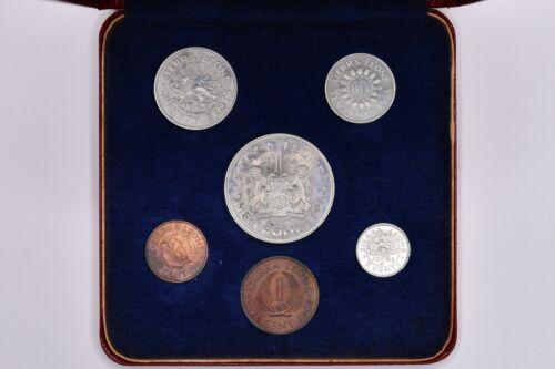 1964 Sierra Leone Royal Mint Proof Set