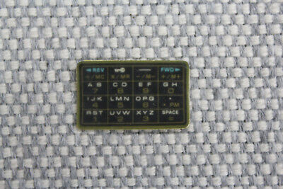 Casio DBC-500 / DBC-60 Data Bank Keyboard Contact Buttons Vintage NOS RARE
