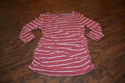 B32  Two Hearts Maternity By Destination Maternity Top Size Small