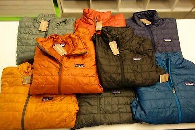$199 NWT Patagonia M's Nano Puff Jacket All Colors Sz S M L XL