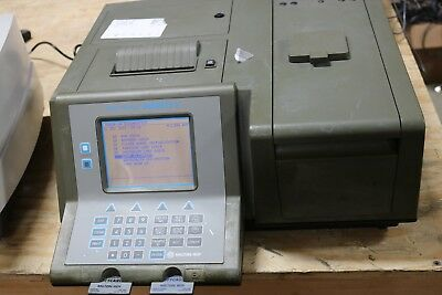 Thermo Spectronic Genesys 5  Uv-visible Spectrophotometer Working