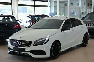 Mercedes-Benz A 220 d 4-Matik Aut. *AMG Line**Night-Pak**LED*