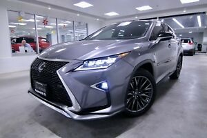2016 Lexus RX 350 F Sport Heated Seats| Heated Stearing Wheel| N