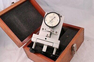Tensitron Large Band Mechanical Tension Meter Model Btm-20 1-20 Lb Saxl