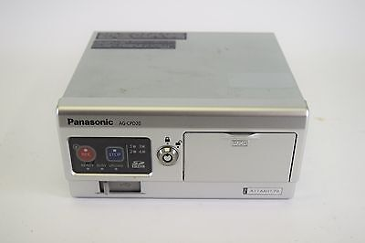 Panasonic Arbitrator 360 Vehicle DVR AG-CPD20P Memory Card Video Recorder AV25