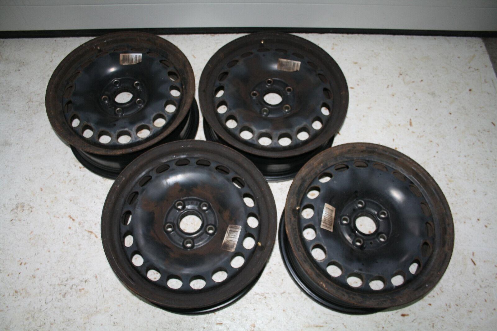 Eos 6,5Jx16 ET42 Neu 8425 4 Stahlfelgen Felgen VW Passat 3C Scirocco