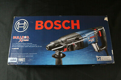 Bosch 11255vsr Bulldog Xtreme 1 8 Amp Sds-plus Rotary Hammer - New