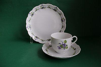 Kaiser Romantica Viola Kaffeegedeck 3 teilig