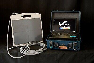 Canon 55g Veterinary Digital Radiography System