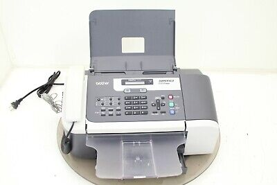Brother Intellifax 1860c Multifunction Color Inkjet Fax