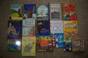 Assorted Children's Books (Hardcover and Paperback) $2.20/BOOK!