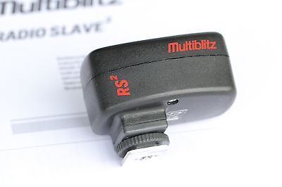 Multiblitz MURAS-T RS-2 Funkauslöser wireless Flash Trigger