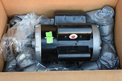 Century B813 Air Compressor Motor 5 Hp 3450 Rpm 230v Y56hz Frame