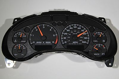 1998  Chevrolet  S10  Dash  Bezel