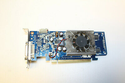 Carte graphique PCI-E Asus EN8400GS/512MB LOW PROFILE TESTED