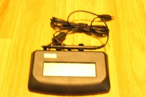 Scriptel ST1500U Compact LCD Signature Capture Pad USB