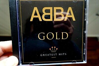 ABBA Gold - Greatest Hits  -  CD, VG