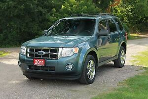 2011 Ford Escape XLT Automatic Leather | Sunroof | V6
