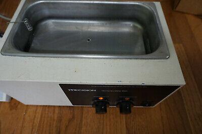 Precision 180 Water Bath Waterbath Variable Laboratory Lab Scientific Small 12x