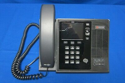 Lot Of 8 Polycom Cx600 Business Office Phones