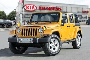 2014 Jeep Wrangler Unlimited 4 Unlimited