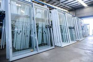 ALUMINIUM DOOR CLEARANCE = WAREHOUSE BEST PRICES ! Prestons Liverpool Area Preview