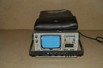 Hewlett Packard Hp 1600a Logic State Analyzer