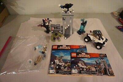 LEGO #76041 Marvel Super Heroes The Hydra Fortress Smash AVENGERS