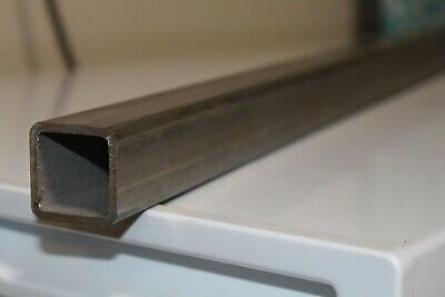 Square Tubing 304 Stainless 1-14 X .120 Wall Sold By The Foot