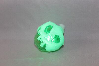 Disneyland Haunting Halloween 2017 Poison Apple Glow Cube - Green - Disneyland Halloween 2017