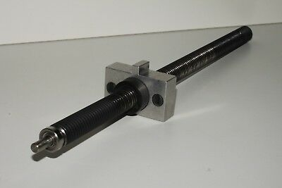 Precision Linear Ball Screw 13.5 Long