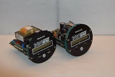 Lot Of 2 Sparling Fm625 Tigermag Module 146151 A Cmi1198 549305