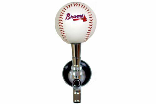 Atlanta Braves Licensed Baseball Beer Tap Handle