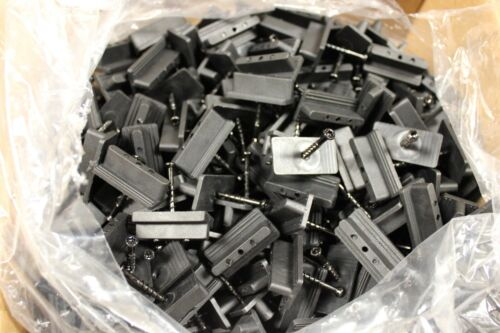 Deck T Clip  900pcs with screw Universal fits most decking+ TreX Boards*