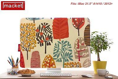"Screen Cover Dust Jacket - Apple iMac Desktop  21.5"" - Tree - MACKET - UK Made"