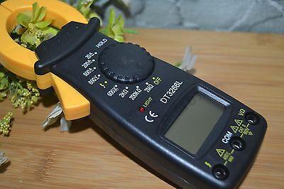 Dt830b Craftsman Lcd Digital Multimeter Ammeter Voltmeter Handheld Ohm Tester