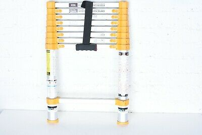 770p Xtend Climb 12.5 Telescoping Extension Ladder Extend Excellent Condition