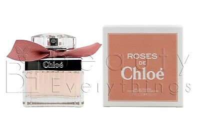 Roses De Chloe by Chloe 1.7oz / 50ml EDT Spray NIB Sealed Women's Perfume