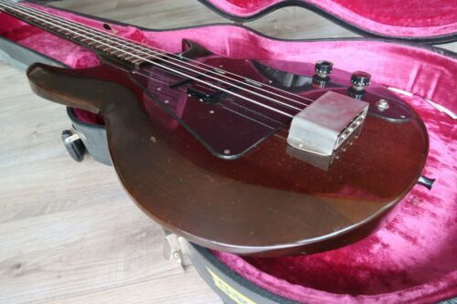 1977 Gibson Grabber Bass Beautful Sounds Plays Excellent Original vintage USA