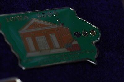 Lions Club Pin IOWA 2003