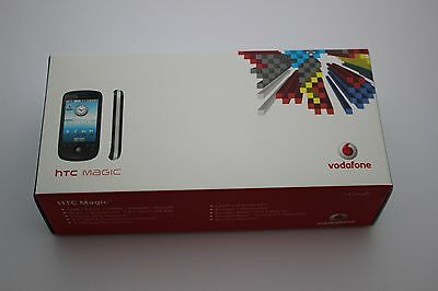 HTC Magic 3G Black Unlocked Android Smartphone Brand New Boxed Sealed 3g Htc Magic