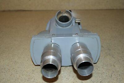 Jm American Optical Ao Vintage Microscope Trinocular Head J11